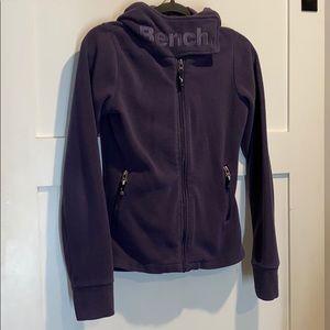 2/$25 Bench Hooded Fleece Sweatshirt. Medium